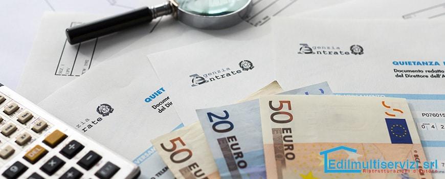 Agevolazioni fiscali ristrutturazione