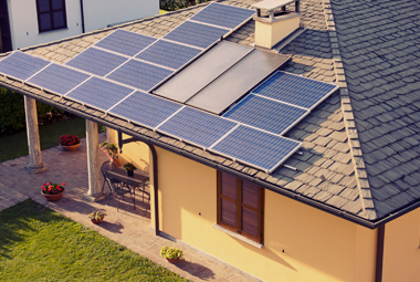 pannello solare Edilmultiservizi Srl