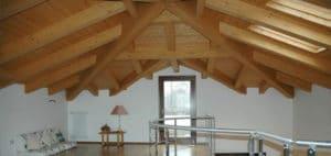 rifacimento solaio in legno per ristrutturazione tetto