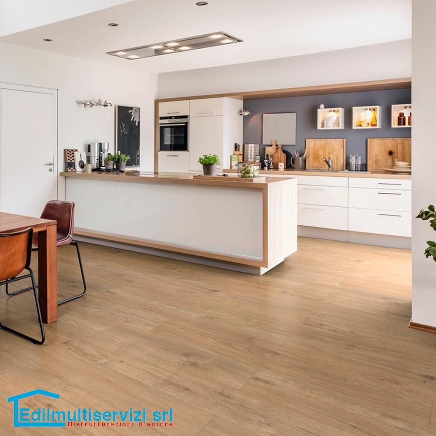 Ristrutturazione cucina e soggiorno